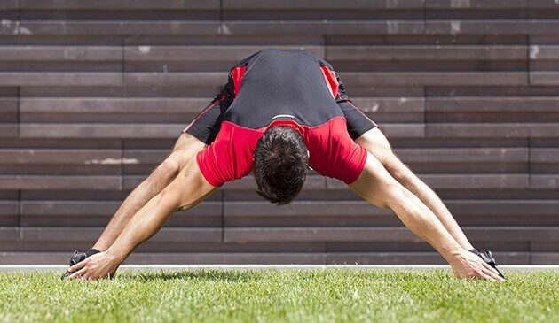 trating sports injury